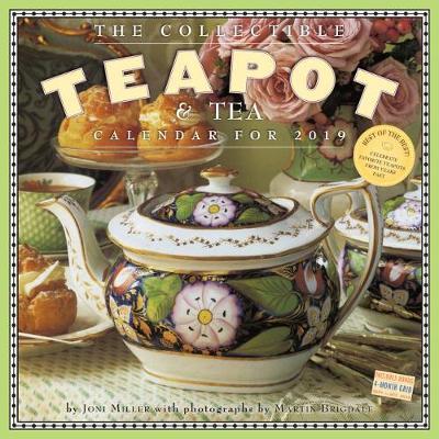 2019 the Collectible Teapot & Tea Wall Calendar (Calendar)
