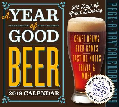 2019 a Year of Good Beer Page-A-Day Calendar (Calendar)