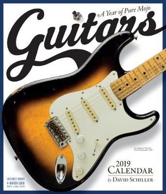 2019 Guitars Wall Calendar (Calendar)