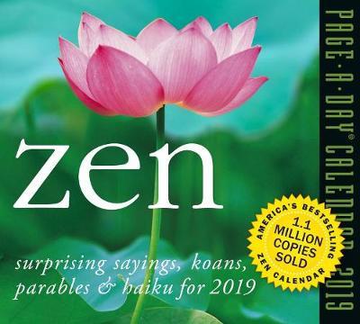 2019 ZEN Page-A-Day Calendar (Calendar)
