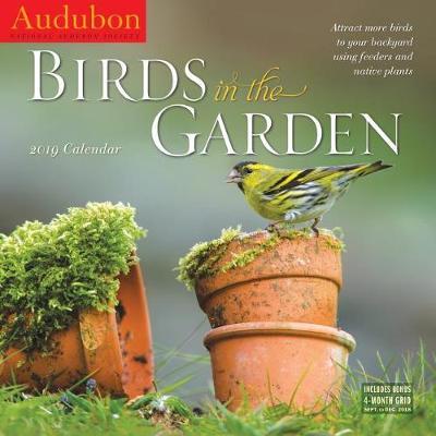 2019 Audubon Birds in the Garden National Audubon Society (Calendar)