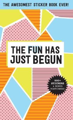 Pipsticks Fun Has Just Begun Sticker Book (Paperback)