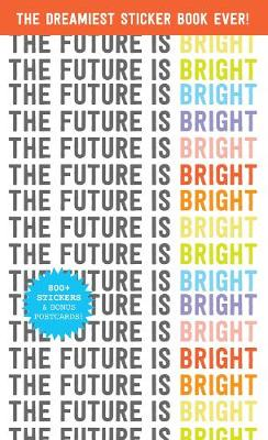 Pipsticks the Future is Bright Sticker Book (Paperback)