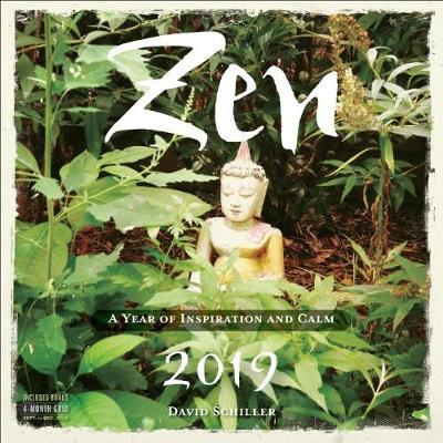 2019 ZEN Wall Calendar (Calendar)