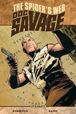 Doc Savage: The Spider's Web (Paperback)