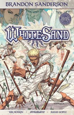 Brandon Sanderson's White Sand Volume 1 (Signed Limited Edition) (Hardback)