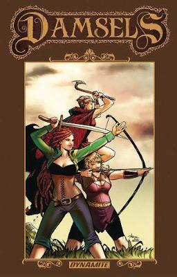 Damsels Volume 2 (Paperback)