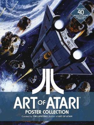 Art of Atari Poster Collection (Paperback)