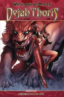 Warlord of Mars: Dejah Thoris Omnibus Vol. 1 (Paperback)