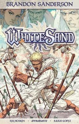 Brandon Sanderson's White Sand Volume 1 (Softcover) (Paperback)
