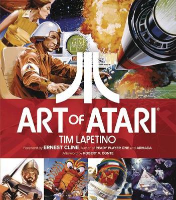 Cover Art of Atari  (Hardback)