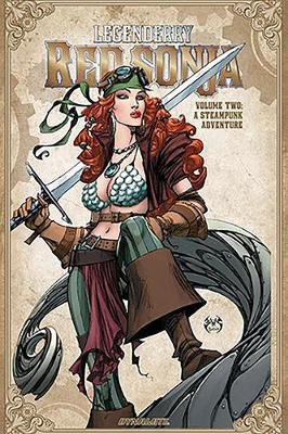 Legenderry Red Sonja: A Steampunk Adventure Vol. 2 TP (Paperback)