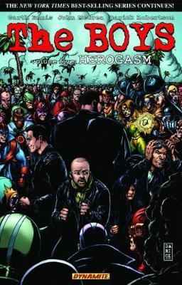 The Boys Volume 5: Herogasm - Garth Ennis Signed (Paperback)
