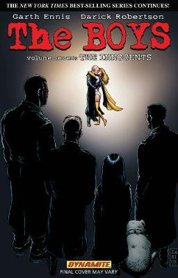 The Boys Volume 7: The Innocents - Garth Ennis Signed (Paperback)