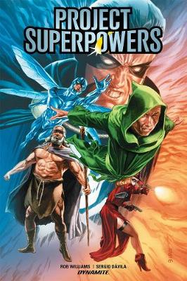 Project SuperPowers Vol. 1: Evolution HC (Hardback)