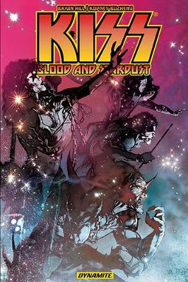 KISS: Blood & Stardust (Paperback)