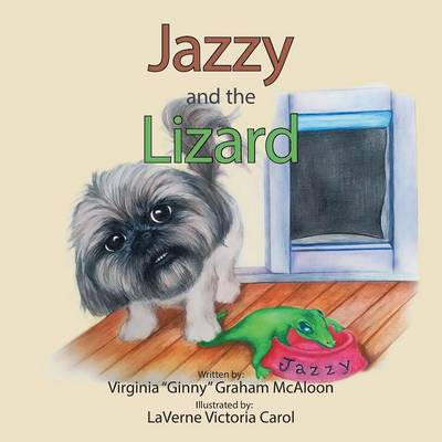 Jazzy and the Lizard (Paperback)