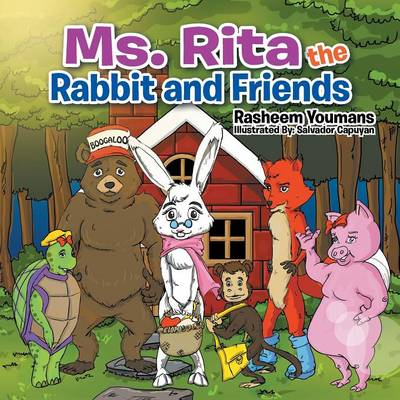 Ms. Rita the Rabbit and Friends (Paperback)