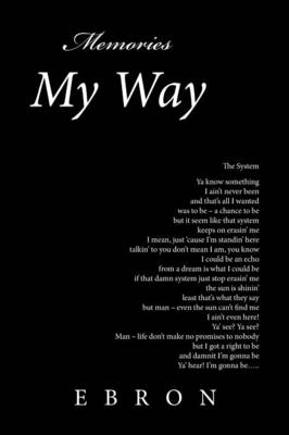 Memories: My Way (Paperback)