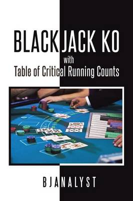 Blackjack Ko with Table of Critical Running Counts (Paperback)