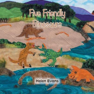 Five Friendly Dinosaurs (Paperback)