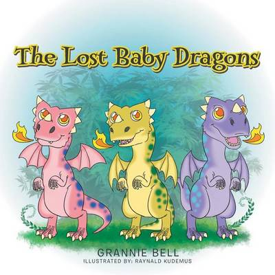 The Lost Baby Dragons (Paperback)