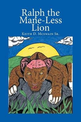 Ralph the Mane-Less Lion (Paperback)