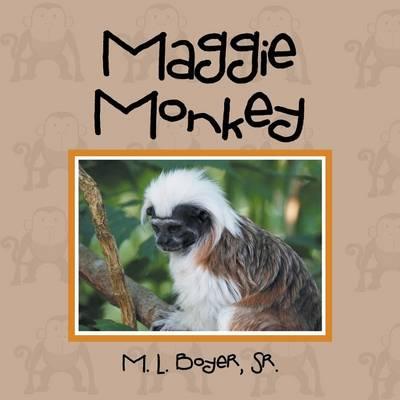 Maggie Monkey (Paperback)