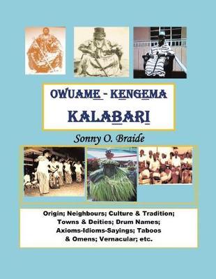 Kengema Kalabari: Owuame Kengema (Paperback)