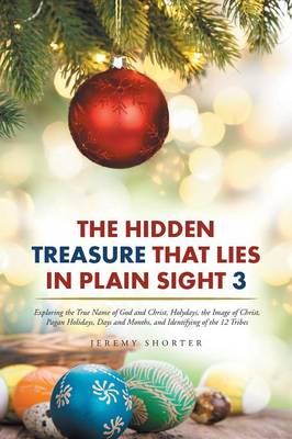 The Hidden Treasure That Lies in Plain Sight 3: Exploring the True Name of God and Christ, Holydays, the Image of Christ, Pagan Holidays, Days and Months, and Identifying of the 12 Tribes (Paperback)