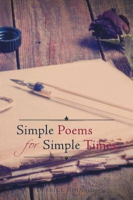 Simple Poems for Simple Times (Paperback)