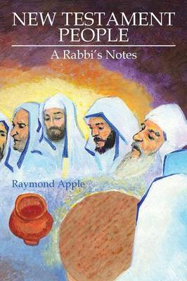 New Testament People: A Rabbi's Notes (Paperback)