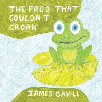 The Frog That Couldn't Croak (Paperback)