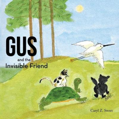 Gus and the Invisible Friend (Paperback)