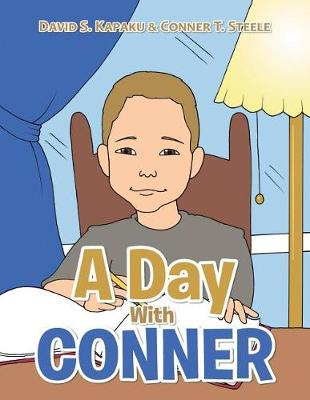 A Day With Conner (Paperback)