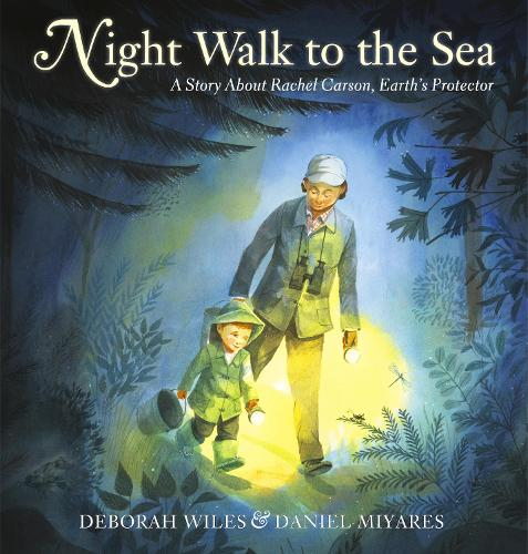 Night Walk to the Sea (Hardback)