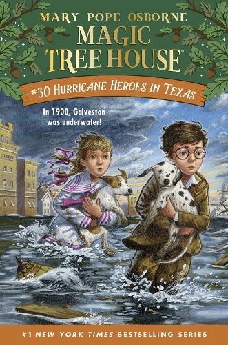 Hurricane Heroes in Texas - Magic Tree House (Hardback)