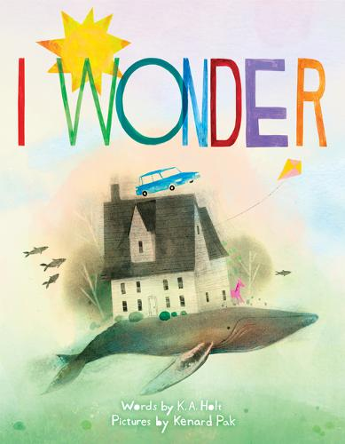 I Wonder (Hardback)