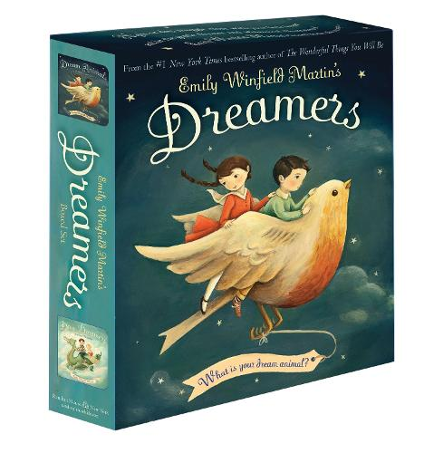 Emily Winfield Martin's Dreamers Board Boxed Set (Board book)
