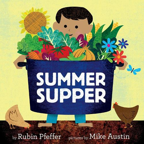 Summer Supper (Hardback)