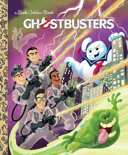 Ghostbusters (Ghostbusters) - Little Golden Book (Hardback)
