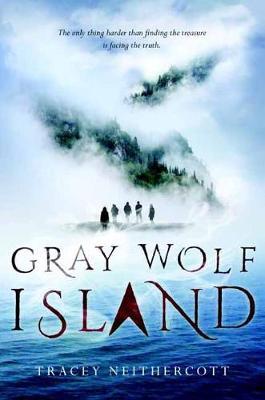 Gray Wolf Island (Hardback)