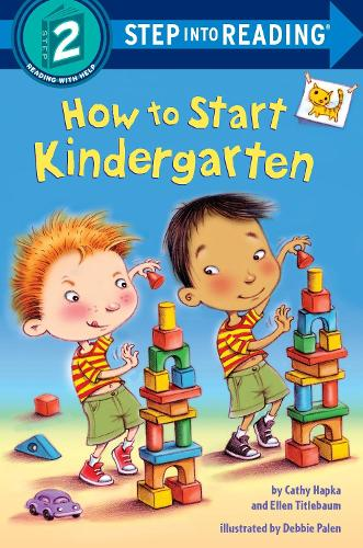How to Start Kindergarten - Step into Reading (Paperback)