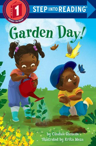 Garden Day! - Step into Reading (Paperback)