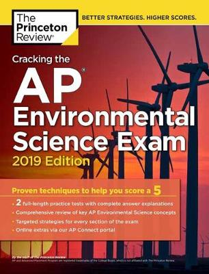 Cracking the AP Environmental Science Exam: 2019 Edition - College Test Prep (Paperback)