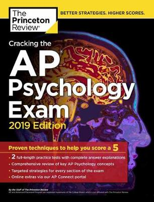 Cracking the AP Psychology Exam: 2019 Edition - College Test Prep (Paperback)