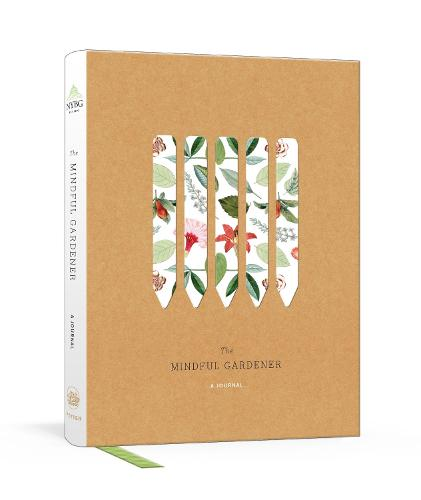 The Mindful Gardener: A Journal (Paperback)