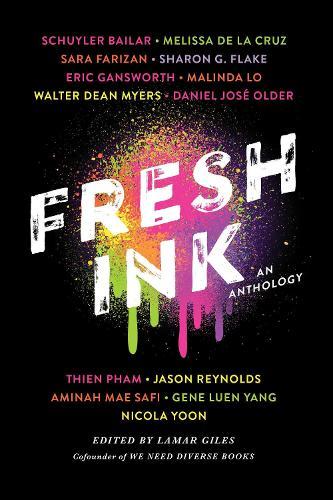 Fresh Ink: An Anthology (Hardback)