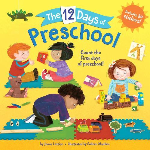 12 Days of Preschool (Paperback)