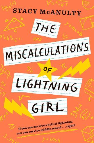 Miscalculations of Lightning Girl (Hardback)